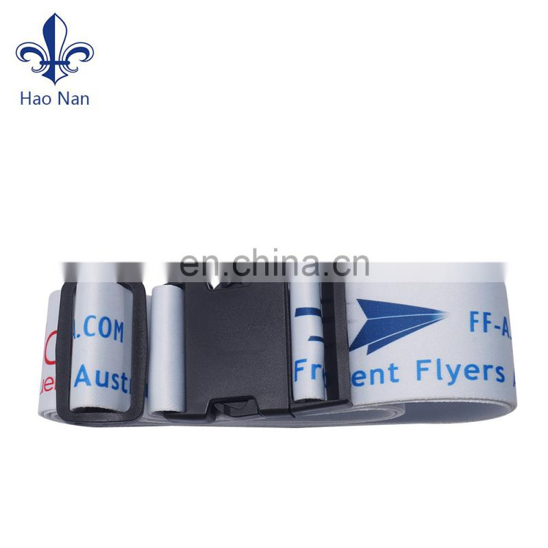 luggage belt with combination lock use your logo