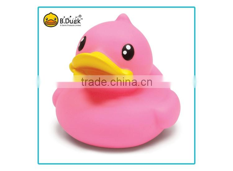 Popular decorative custom oem rubber duck for bath