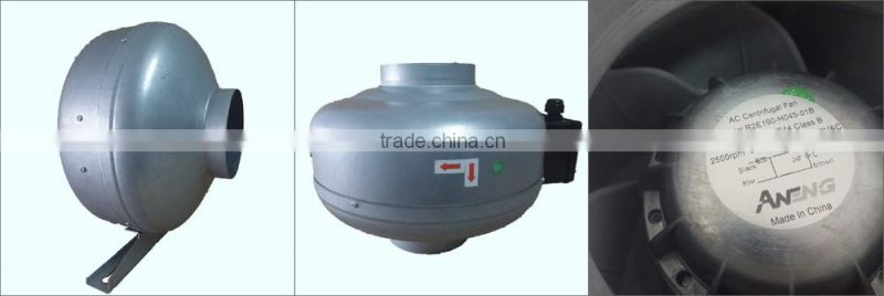 Remote Control Bathroom Exhaust Fan