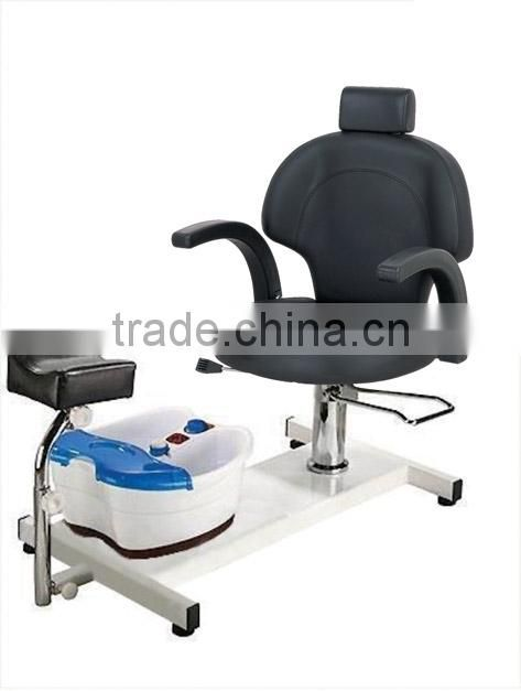 2015 salon pedicure chair with arm rest