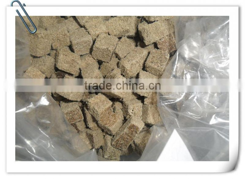 Wholesale Freeze Dried Tubifex Worm Block Fish Feed of New