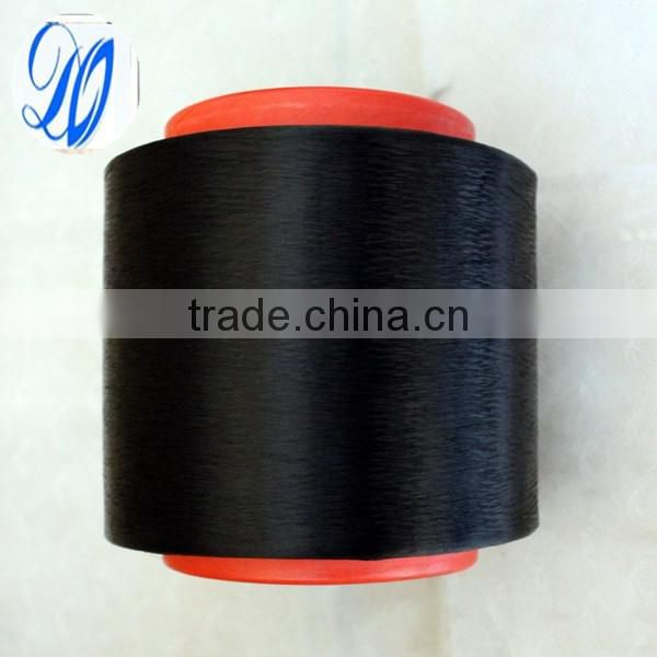 Black nylon 66 FDY yarn 250D PA66 yarn