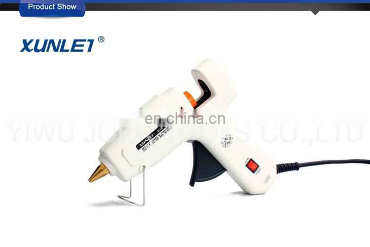 XL-A60-100 60/100w white quality hot glue gun