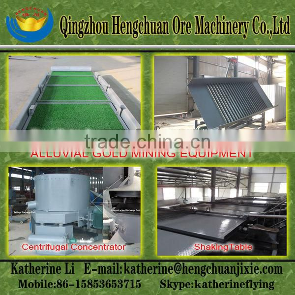 Chinese Gold Jet Suction Dredge