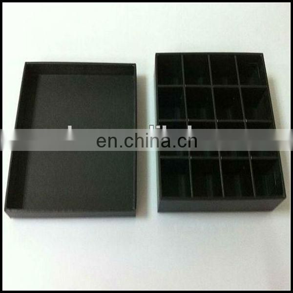 Recycled Individual Cell Tray High Quality Chocolate Gift Boxes Box Wholesale