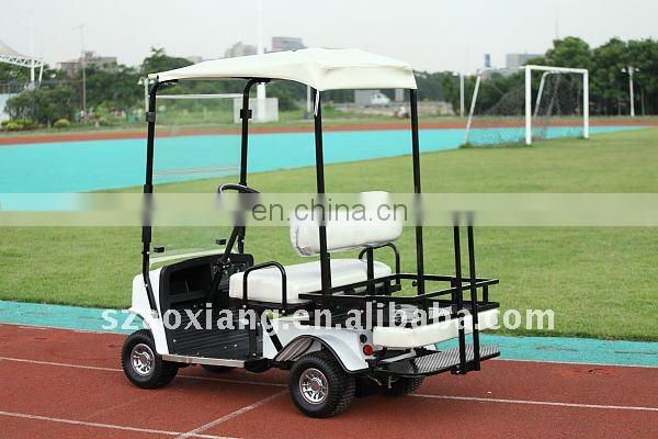 Less expensive 4 seater Electric Utility Vehicle with CE certificate, smart and utility design with CURTIS controller