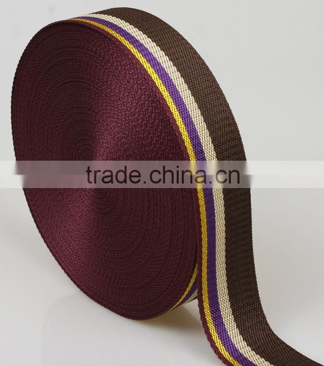 Polyester Webbing, Custom Patterned Webbing and straps