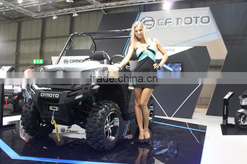 CFMOTO 800cc ATV quad bike 4x4