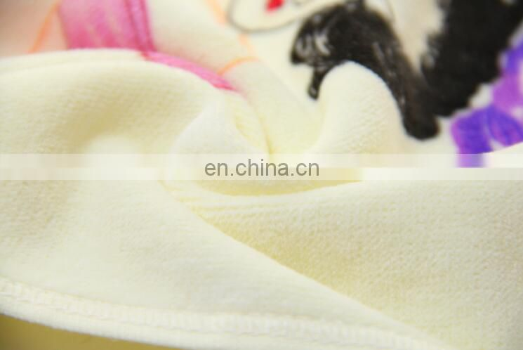 80 polyester 20 polyamide microfiber Color changing Polyester towels