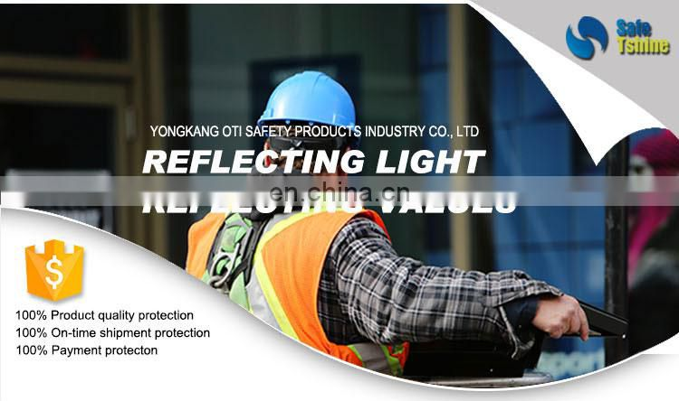 High visibility safety reflective pocket working pants