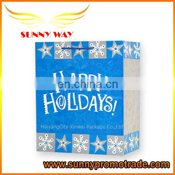Promotional Happy Bithday Paper Bag Wholesale