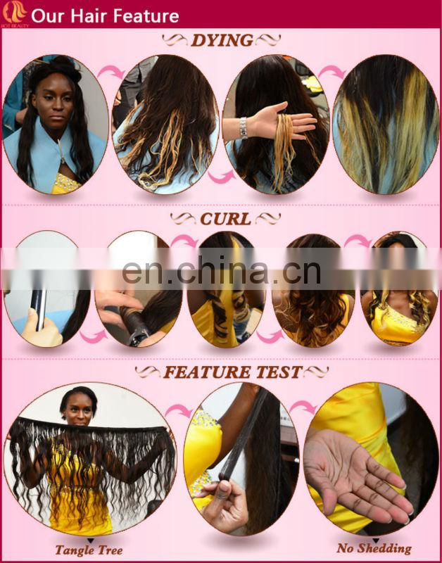 Pal Pay 100% Brazilian Kinky Extensions