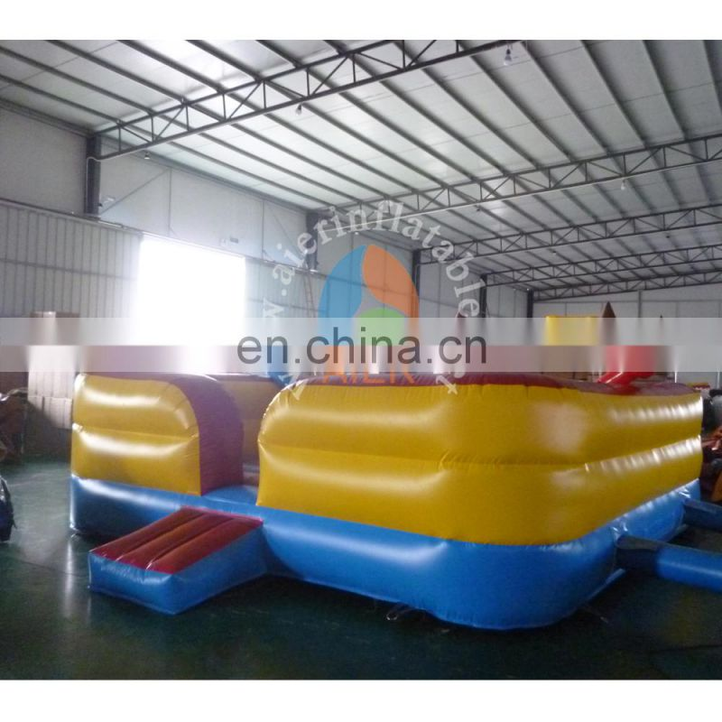 Giant Outdoor Inflatable Joust arena for adult/kids,Inflatable Sports game for sale