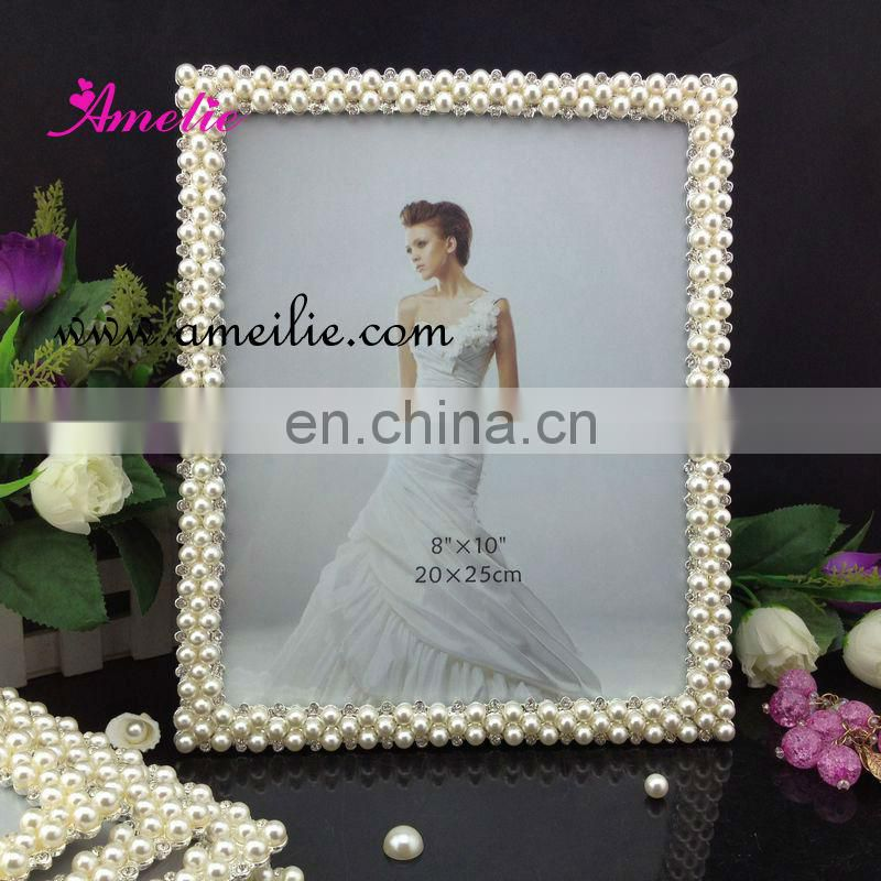 AP9012-10 Hot Sale Mother Of Pearl Square bulk picture frames