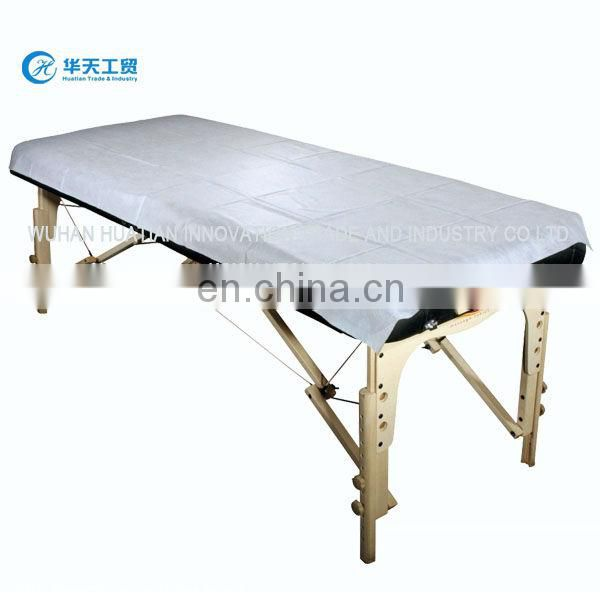 disposable non woven bed cover ,medical bed cover ,non woven medical bed cover
