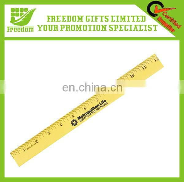 New Design Straight Plastic Custom Ruler