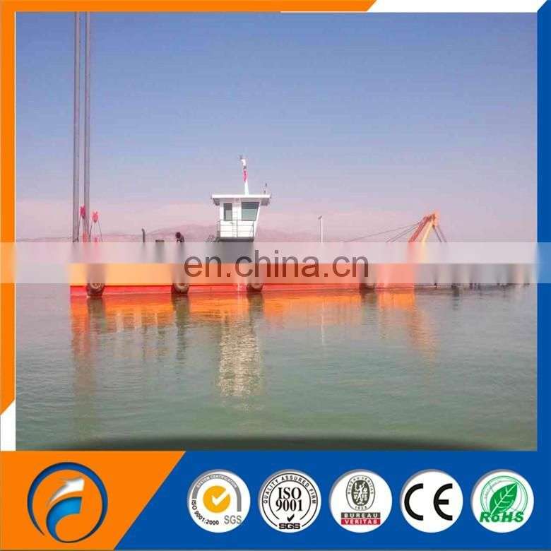 China Dongfang 12 inches cutter suction dredger & dredger & sand dredger & cutter sand dredger
