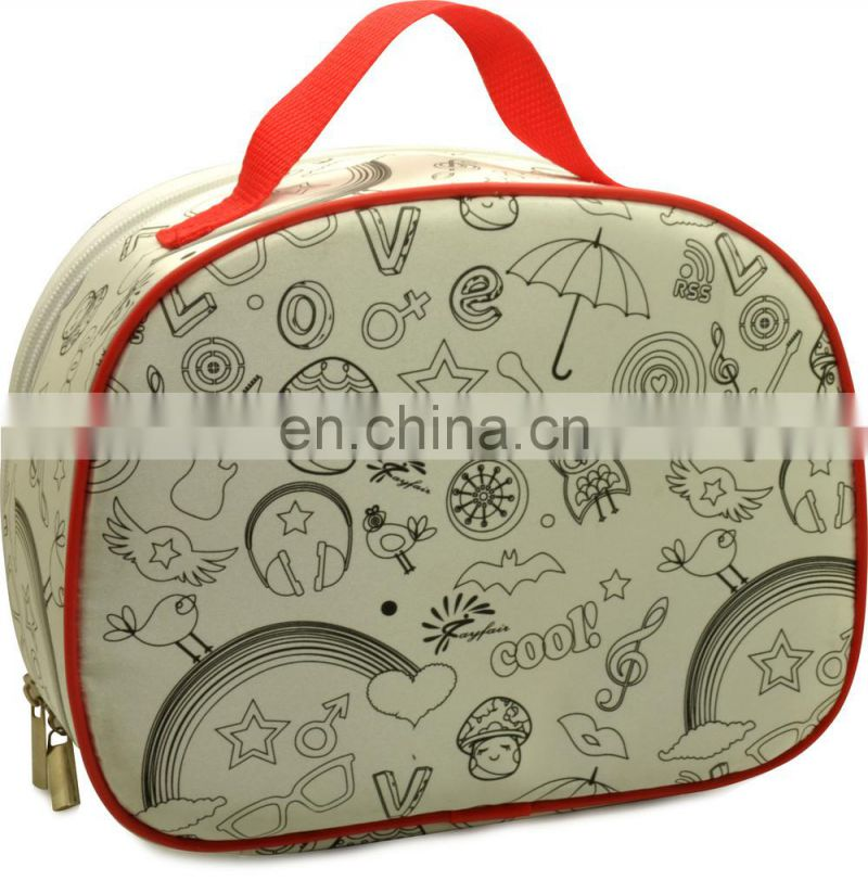 DIY painting bag/color your bag/DIY small handbag/DIY satin bag/DIY backpack/DIY messengers