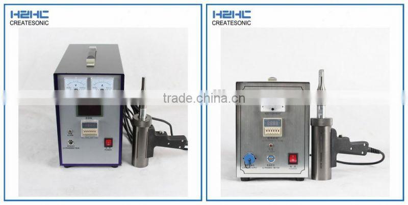 Portable unitor welding machine 1000w of Ultrasonic welding