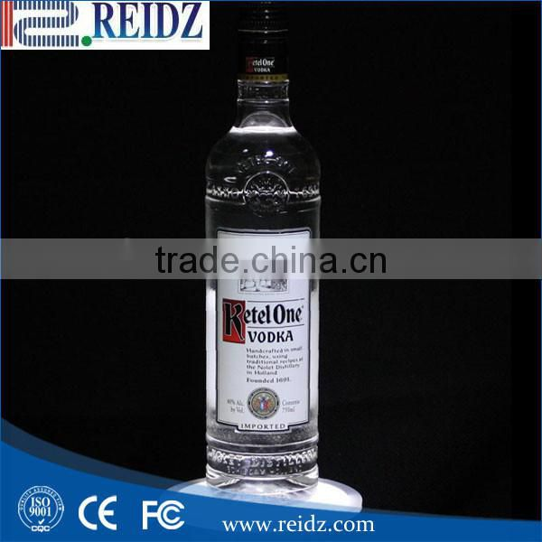 Acrylic Material back bar bottle glorifiers