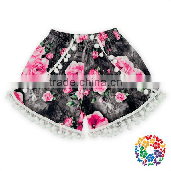 2016 New Arrival Summer Shorts Half Pants Baby Girls Kids Children Cotton Shorts Bubble Shorts Baby Girl Bloomers