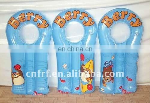 PVC inflatable Kids water surfboard