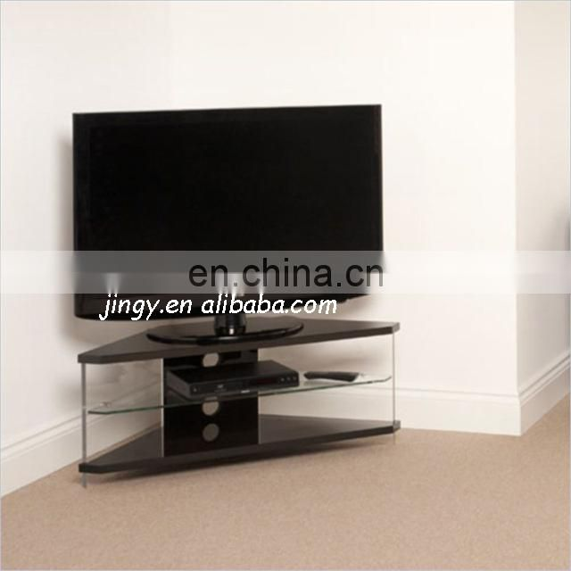 solid and steady quality hot-selling 2 layers acrylic TV stand