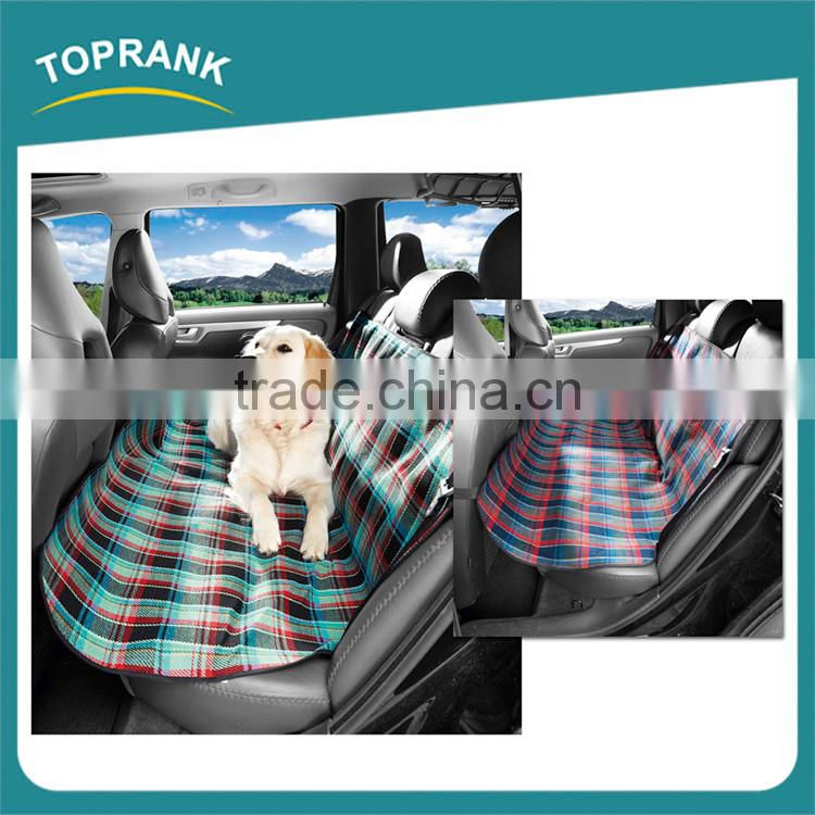 148*143CM 600D pet car seat protector, hammock pet car seat cover