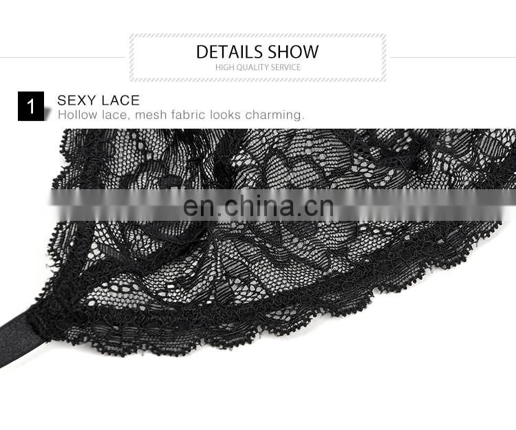 Underwear OEM Supplier Fancy Smart Girls Sexy Hot Bra And Panty Set