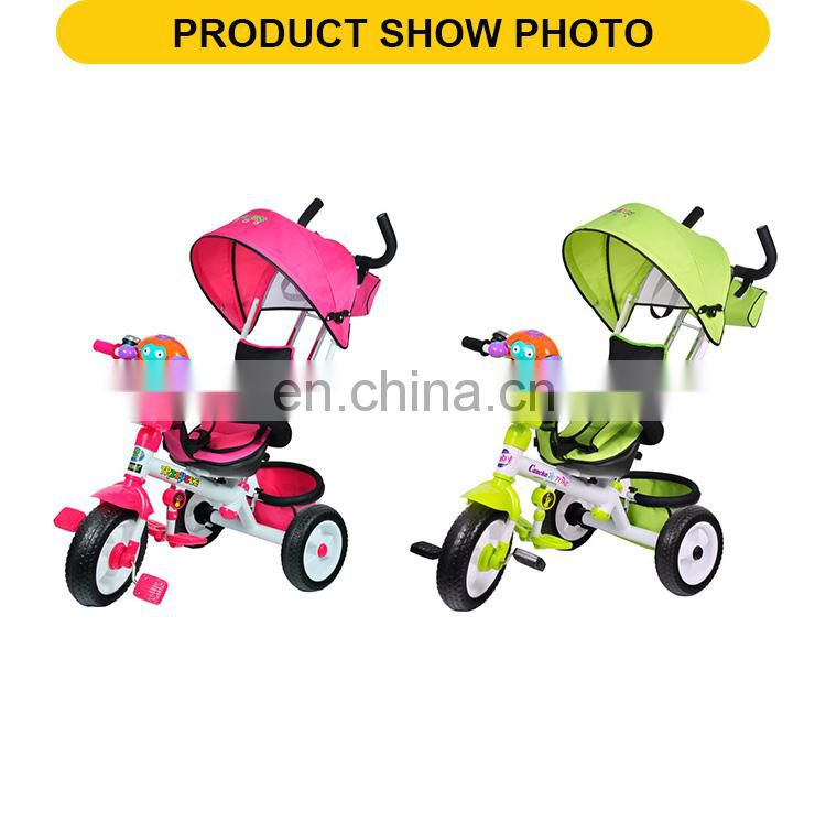 Wholesale New Children Baby Trike Toys Baby Tricycle