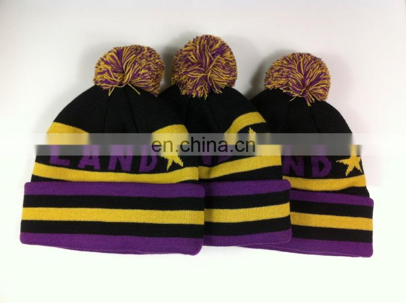 Factory Direct Custom crocheted beanie chart