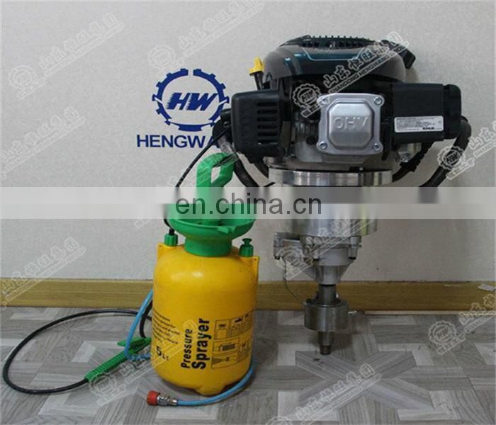 Backpack Core Drilling Quality Diamond Concrete Core Drilling Machine