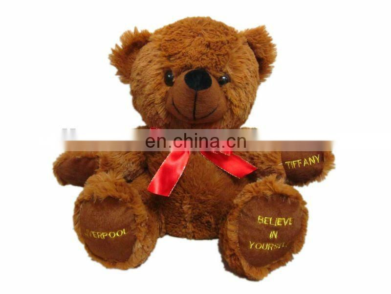 graduation teddy bear&teddy bear plush toy&plush teddy bear