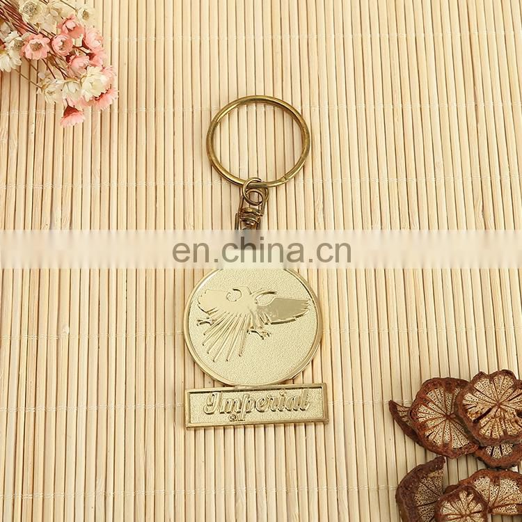 Christmas Gift Gold Sliver Keychain Fashion For Men Women Friends