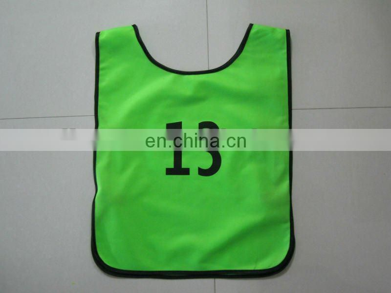 100%polyester knitted fabric vest 120GSM