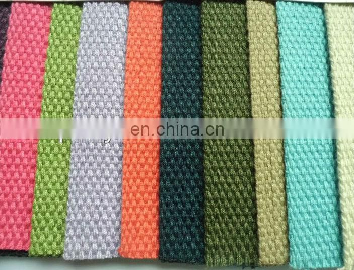 custom color print wide elastic band for bags