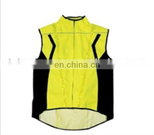China 100% Polyester Safety Jacket in Various Colors