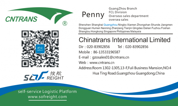 Chinatrans International Limited