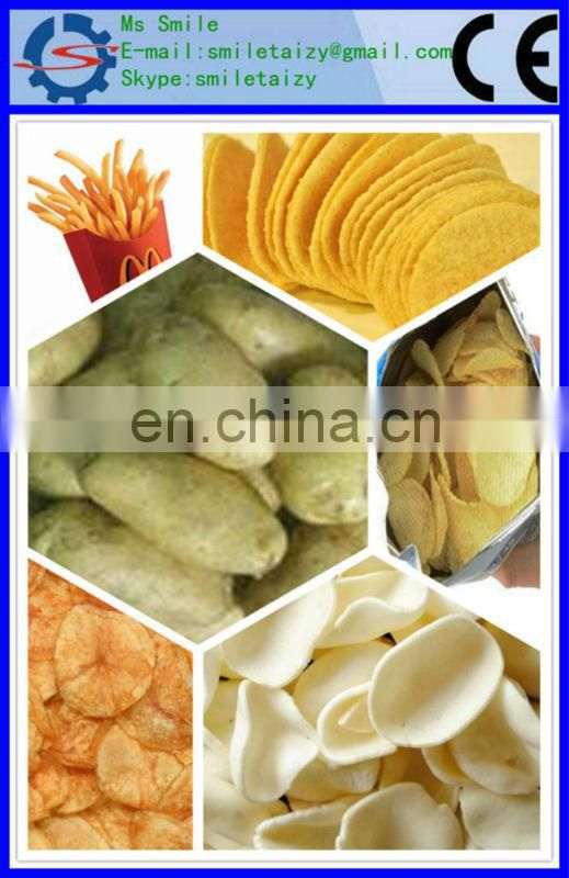 Small scale potato chips production line for home using