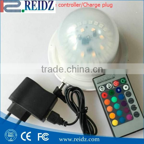 High Quality Chargeable Led Light for Wedding and Parties Decorative