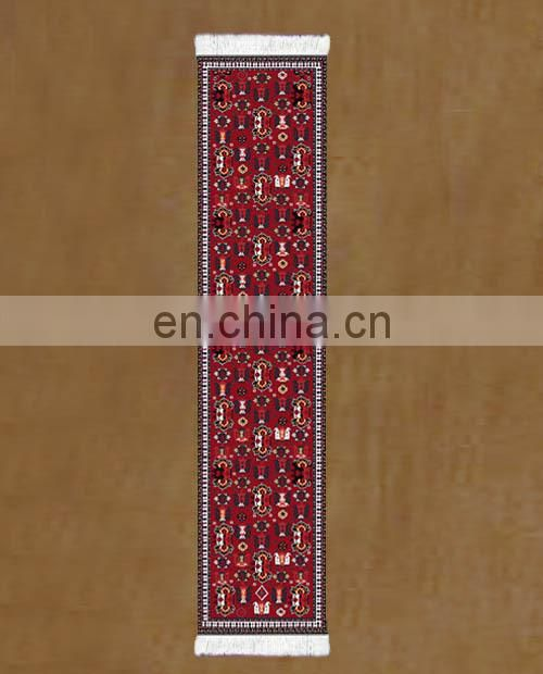 Rug Bookmarks,woven bookmarks