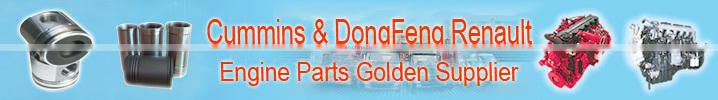 Dongfeng truck engine part 6L cylinder block 4946152