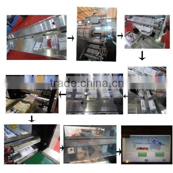 full automatic fresh vegetable and fruit packing machine with good price
