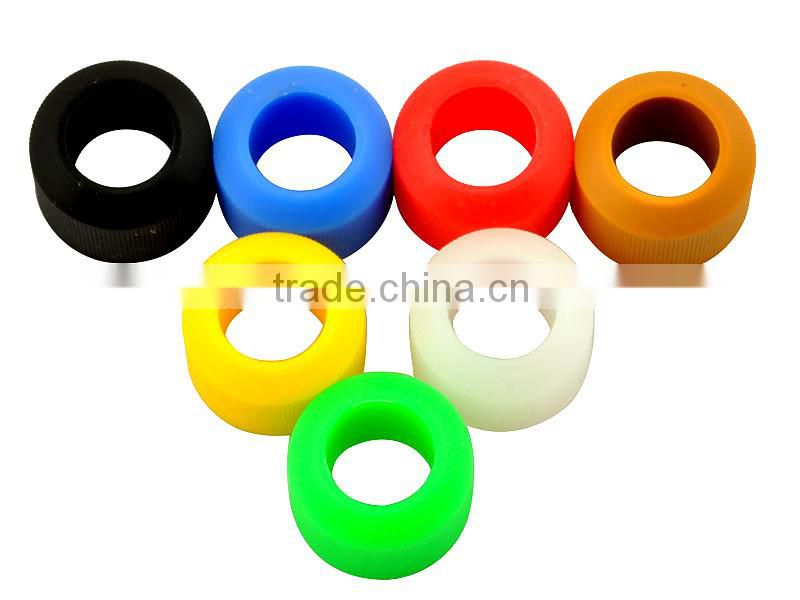 Cheap Multi Color Silicon bicycle grips manufacturer in china