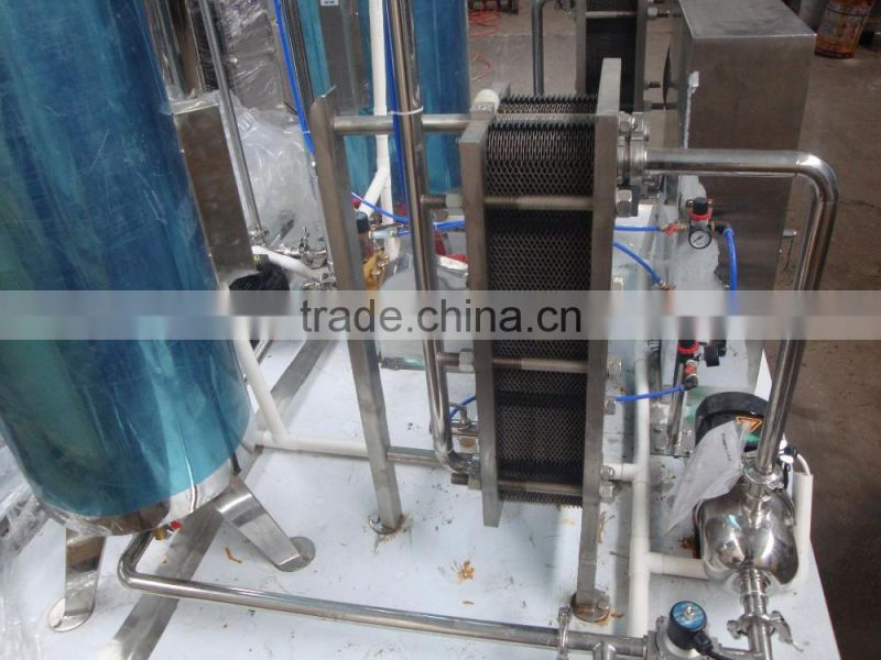 Industrial Asphalt Fruit Juice Soap Detergent Liquid Mixer