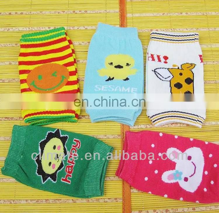 Cartoon baby wrist support,children's short kneepad anti-collision wristbands for toddle
