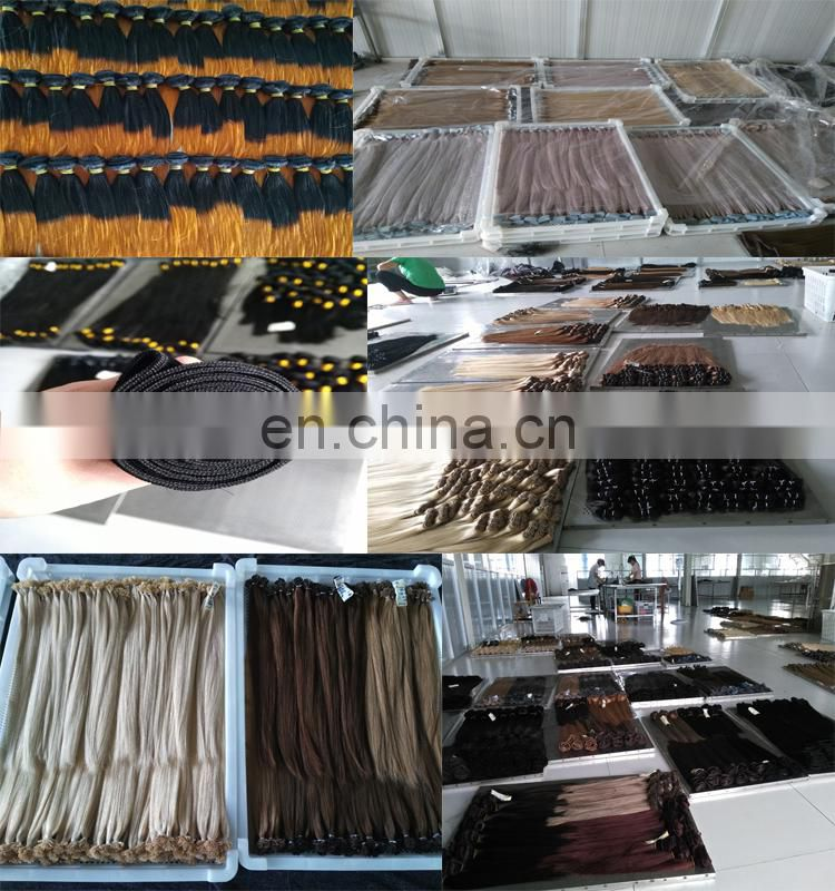 T1b/30# deep wave human hair weaving