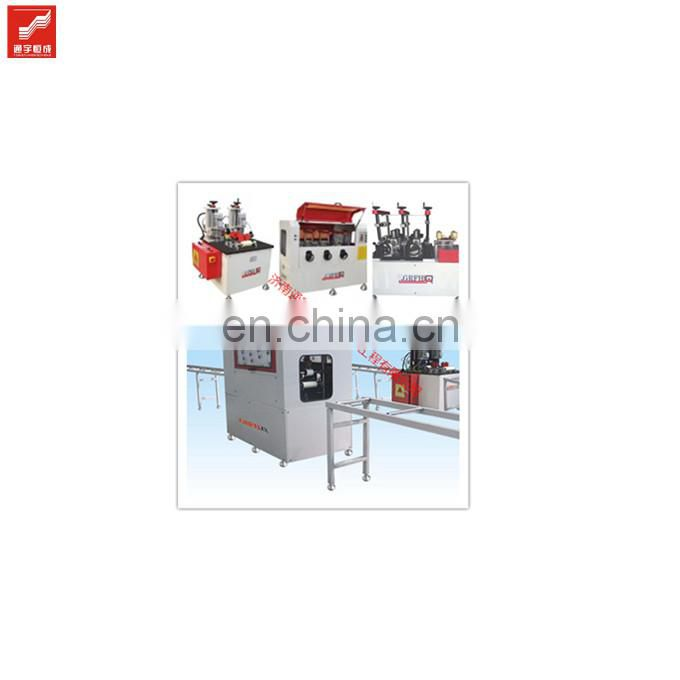 Rolling Machine for thermal break of aluminium profiles {window door machine} with great price Image