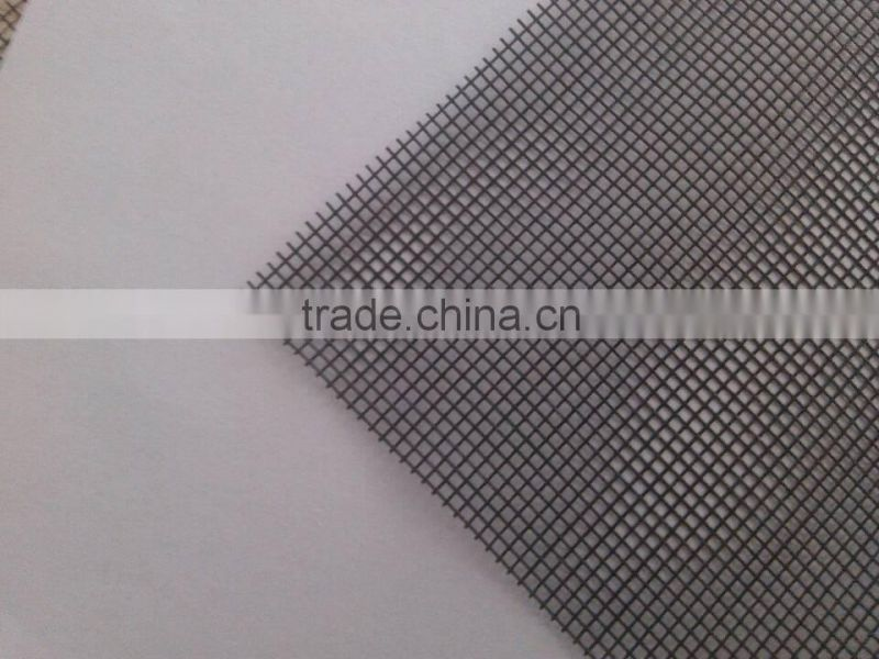 Hot! 18*16 110g/inch window screen best price 18x16 screen mesh fiberglass insect screen mesh green blue