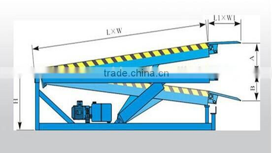 8t  10t  12t  15t warehouse container working platform
